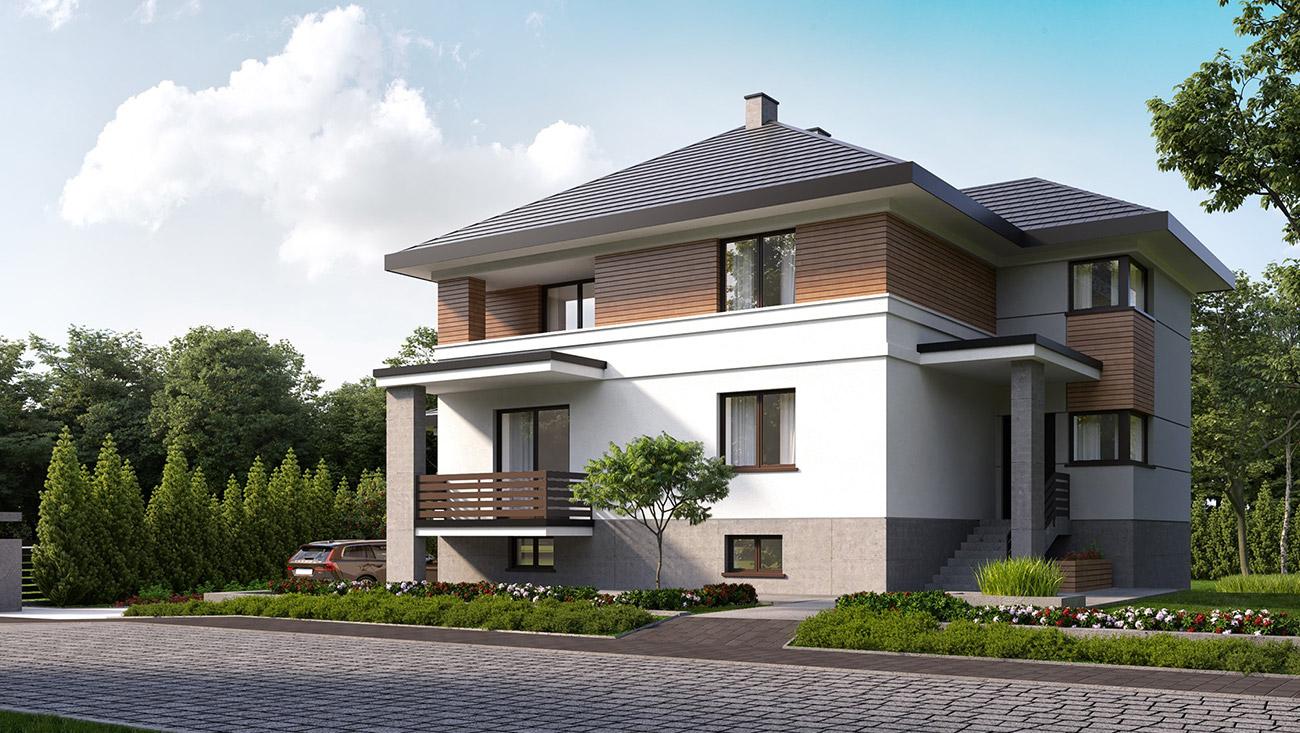 Przebudowa budynku mieszkalnego, Bachowice, gm. Spytkowice