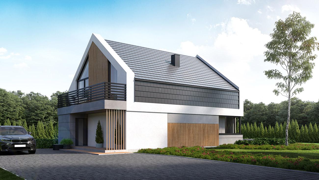 Przebudowa budynku mieszkalnego, Spytkowice
