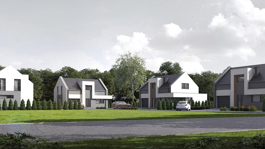 Cztery-budynki-mieszkalne-jednorodzinne-Tomice